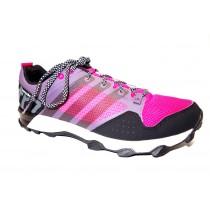 Běžecká obuv do terénu, Adidas, Kanadia 7 TR W, růžovo-fialovo ...