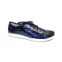 Vycházková obuv, Josef Seibel, Dany 40, tmavě modrá