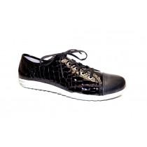 Vycházková obuv, Josef Seibel, Dany 40, černá