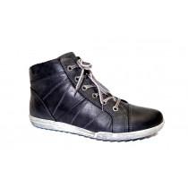 Zimní vycházková obuv-kotníková, Josef Seibel, Dany 06, černá