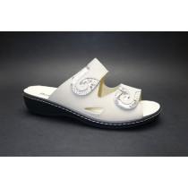 Letní vycházkové pantofle-flexiblová obuv, Dr. Brinkmann, béžová