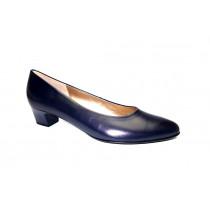 Vycházková obuv-lodičky, Gabor, tmavě modrá