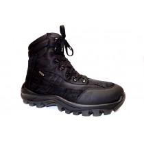 Zimní vycházková obuv-kotníková, Romika, Yukon 01 Tex, černá