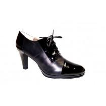 Vycházková obuv, Brenda Zaro, černá