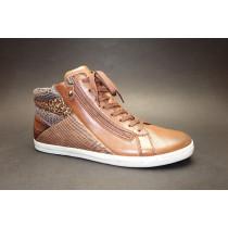Vycházková obuv-kotníková, Gabor, šíře G, přírodní