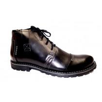Zimní vycházková obuv, Konsorcium T+M, černá