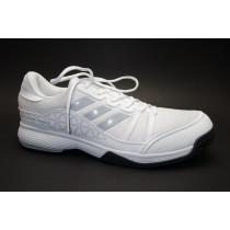 Tenisová obuv, Adidas, Barricade Court, bílo-šedá