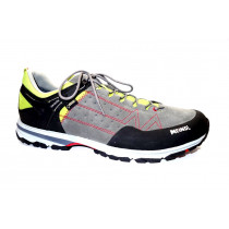 Vycházková obuv, Meindl, Ontario GTX, šedo-černo-zelená