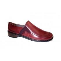 Vycházková obuv-flexiblová, Ara, Zaros-Ang, šíře H, oxblood