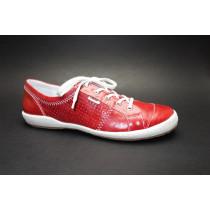 Vycházková obuv, Josef Seibel, Caspian, červená