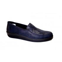 Vycházková obuv, Comfortabel, tmavě modrá