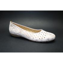 Letní vycházková obuv-baleríny, Gabor, rame
