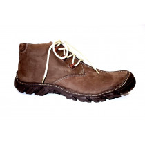 Zimní vycházková obuv-flexiblová, De-Plus, kouřová
