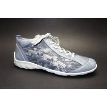 Vycházková obuv-kotníková, Remonte, modrá