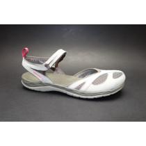 Letní vycházková obuv, Merrell, Terran Lattice, světle šedo-hnědá