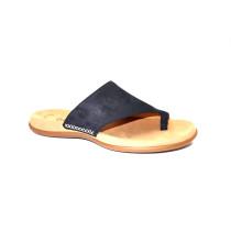 Letní vycházkové pantofle, Gabor, tmavě modrá