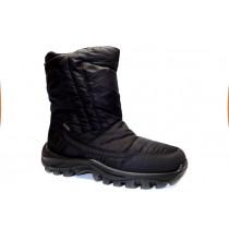 Zimní vycházková obuv-sněhule, Romika, Yukon 02 Tex, černá