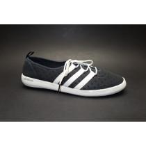 Letní obuv pro volný čas+obuv do vody, Adidas, Terrex CC Boat Sleek, černo-bílá