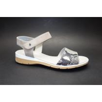 Letní vycházková obuv, Ara, Lido-Sand, šíře G, taupe