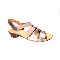 Letní vycházková obuv, Gabor, šíře G, mutaro