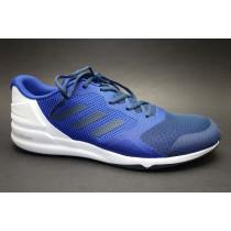 Tenisová obuv, Adidas, Barricade Court, modro-bílá