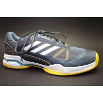 Tenisová obuv, Adidas, Barricade Club, šedo-modro-bílá