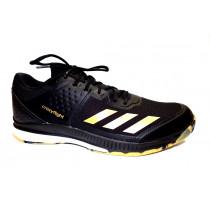 Halová obuv, Adidas, CrazyFlight Bounce, černo-zlatá