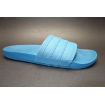 Letní obuv pro volný čas-pantofle, Adidas, Adilette CF+ Mono, petrolej
