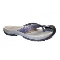 Letní vycházková obuv-žabky, Keen, Waimea H2, šedo-modrá