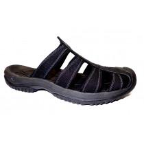 Letní vycházková obuv-pantofle, Keen, Aruba II, černá