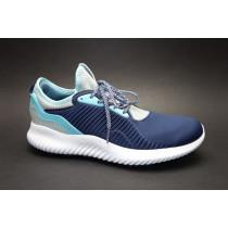Běžecká obuv, Adidas, AlphaBounce Lux W, modro-zelená