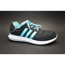 Běžecká obuv, Adidas, Element Refresh W, černo-zelená