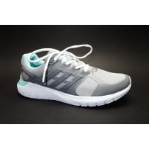 Běžecká obuv, Adidas, Duramo 8 W, šedo-zelená