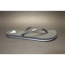 Plážová obuv-žabky, Adidas, Eezay Soft W, černo-bílá