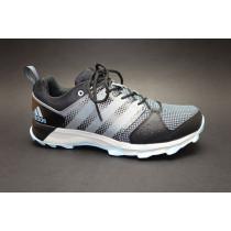 Běžecká obuv do terénu, Adidas, Galaxy Trail W, černo-šedo-modrá