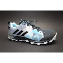 Běžecká obuv do terénu, Adidas, Kanadia 8.1 TR W, šedo-černo-modrá