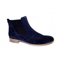 Vycházková obuv-kotníková, Gabor, tmavě modrá