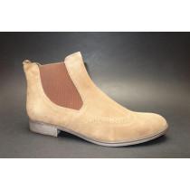 Vycházková obuv-kotníková, Gabor, copper