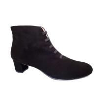 Vycházková obuv-kotníková, Brenda Zaro, černá