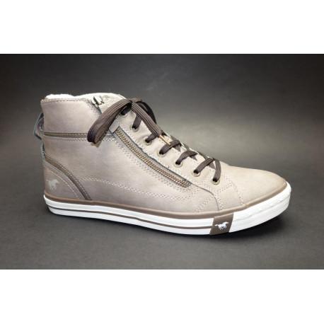 Zimní obuv pro volný čas-kotníkové tenisky 68ab3f5cba