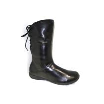 Zimní vycházková obuv-polokozačky, Josef Seibel, Naly 07, černá
