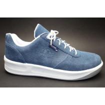 Pracovní obuv, Moleda, Prestige, šíře G, modrá