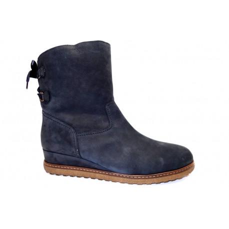 Zimní vycházková obuv-kotníková, Gabor, tmavě modrá e9dd5abecd