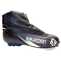 Lyžařská obuv-běžková, Salomon, Equipe 8 Classic Pilot, černá
