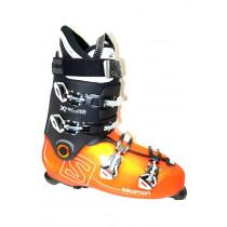 Lyžařská obuv-sjezdová, Salomon, X Pro R100, oranžovo-černá
