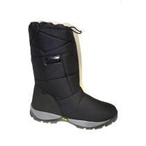 Zimní vycházková obuv-sněhule, Olang, černá
