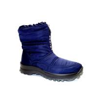 Zimní vycházková obuv-sněhule, Romika, Alaska 118 TEX, tmavě modrá