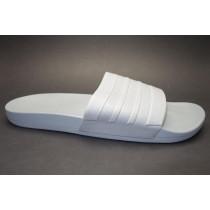 Letní obuv pro volný čas-pantofle, Adidas, Adilette CF+ Mono, šedá