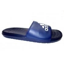 Plážová obuv, Adidas, Voloomix, tmavě modro-stříbrná
