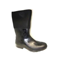 Pracovní obuv-holinky gumofilc, Ďureje, černá